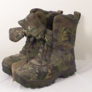 Rocky Waterproof Thinsulate Mens Camo Boots